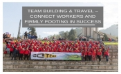 Team Building Tourism - Connect Workers And Firmly Footing In Success
