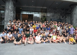 KPMG Singapore Team Building
