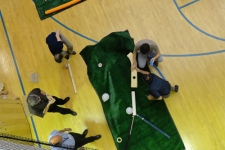 Build a Mini-Golf Course for Charity
